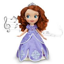 Princesa Sofía, Muñeca Musical Original Disney Store