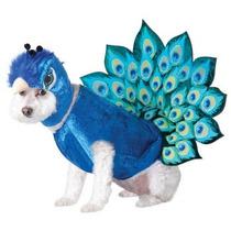 Disfraz De Pavo Real Para Perros / Mascotas, Envio Gratis