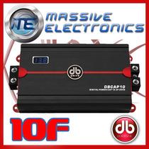 Capacitor Digital 10 Faradios Db Drive Okur Dbcap10 Sonido