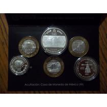 Moneda De Plata Y Bimetalicas Conmemorativas Casa De Moneda