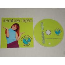 Daniela Lujan - Por Un Mundo Mejor Cd Promo Wea 1999