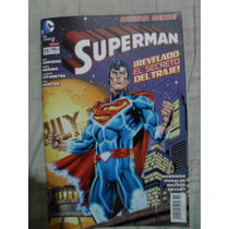 Superman #11 N Español 48 Páginas Dc México