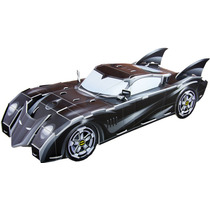 Batman Batimovil Armable Rompecabezas 3d Dc Comics Batmobile