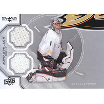 2012 - 2013 Black Diamond Double Jersey Jonas Hiller Ducks