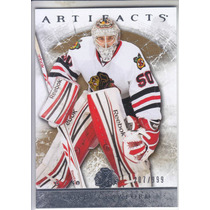 2012-13 Ud Artifacts Sp Corey Crawford 207/999 G Blackhawks