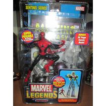 Spiderman Marvel Legends Serie Sentinela