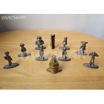 Mini Figuras Del Chavo Del 8 Ocho Colección 4.5 Cm Rgb19