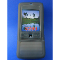 Silicon Skin Case Para Nokia 3250 Color Gris