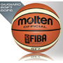 Balón Basquetbol Gf7 Molten Profesional Lbf