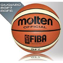 Balón Basquetbol Gf7 Molten Profesional Op4