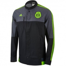 Seleccion Mexicana Talla X-large Chamarra Anthem Adidas Mex
