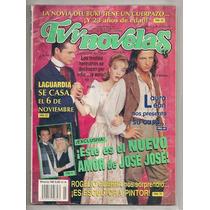 Corazón Salvaje Eduardo Palomo Revista Tvynovelas De 1993