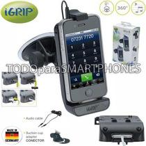 Soporte Igrip Dock Iphone 4s / 4 / 3gs / 3g / Ipod 4g To Msi