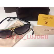 Lentes Gafas Louis V Evidence Lv