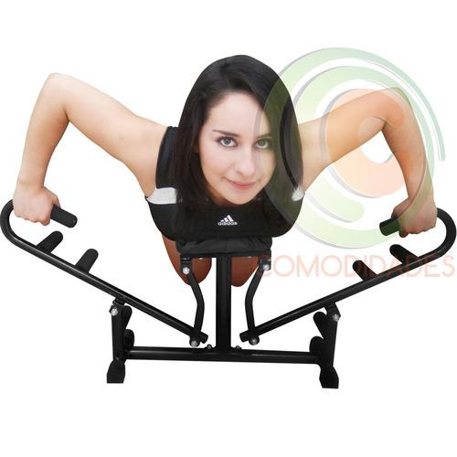 Fitness pump aparato ejercicio brazos abdomen gimnasio liq for Ver gimnasio