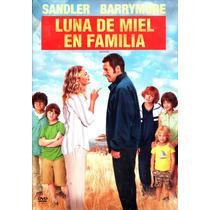 Dvd Luna De Miel En Familia ( Blended ) 2014 - Frank Coraci