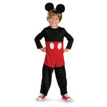 Mickey Mouse Básica Niño Traje 3t-4t - Niño De Disfraces De