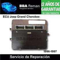Ecu Ecm Jeep Grand Cherokee Reparacion