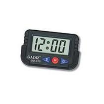 Reloj Digital Con Alarma, Para Auto O Portable