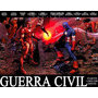 Marvel Comics - Civil War Completo