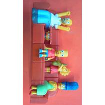 Familia Simpsons Sillón