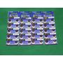100 Pila Bateria Lr44/sr44/ag13/px76/ms76 Alkalinas