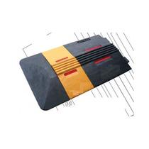 Reductor De Velocidad Con Vibrador 25x60 Amarillo