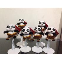 Kunfu Panda Y Tigre 12 Piezas Por $1640.00