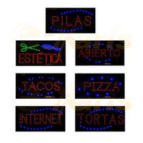 Nuevos Letreros Led Con Animacion 7 Modelos Diferentes Xaris