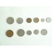 Lote De Monedas Mexicanas Antiguas