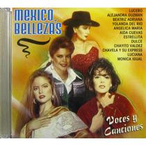 Varios Artistas - Mexico Bellezas Voces Y Canciones Imp Usa