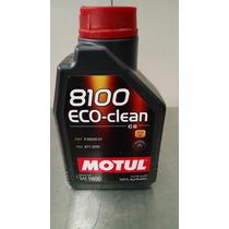 Motul Aceite Sintetico 8100 Eco-clean Sae 5w30 - 1 Lt