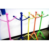 Percheros Metálicos De Colores Rm4