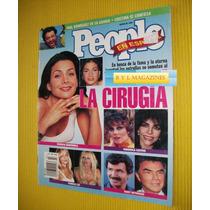 Veronica Castro Fey Paty Manterola Revista People 98 Thalia