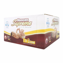 Pañales Huggies Supreme Etapa 1 Unisex 84 Pack