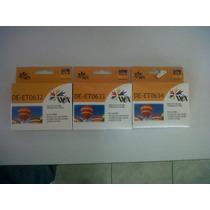 Jgo.tinta Color Compatibles Stylus 67/c87/c87pe/cx3700