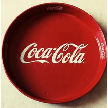 Charola Clásica Coleccionable Coca Cola