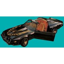 Kit Calcas Firebird 80 81 Turbo