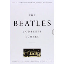 The Beatles - Complete Scores Pdf