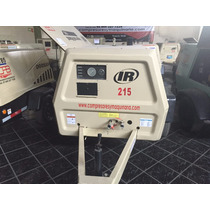 Compresor Ingersoll Rand 185 Remolcable 1998
