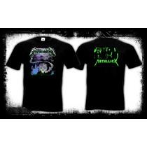 Metallica - Creeping Death Camiseta Speed Metal