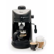 Capresso Máquina Para Cappuccino Y Espresso Para 4 Tazas