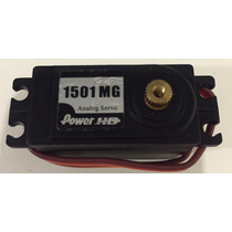Servo Motor Hd-150mg_17kg/cm __ Pic Avr