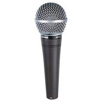 Shure Sm48-lc Vocal Micrófono Dinámico Cardioide