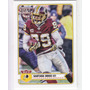 2012 Topps Magic Mini Santana Moss Wr Washington Redskins