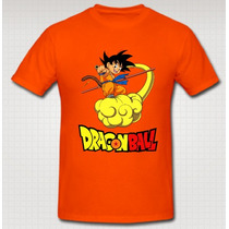 Playera Goku Dragon Ball Z Comprar Playera Dragon Ball Sp0