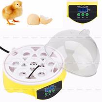 Incubadora Para 7 Huevos, Pollo O Pato, Nueva