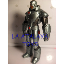 24j Cyborg New 52 Dc Comics Collectibles Figura Loose Jla