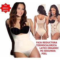 Faja Colombiana - Body Itex Corto Frederick - Latex Organico