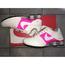 Nike Shox Deliver Dama. Tallas Del 23 Al 25. Envio Gratis¡
